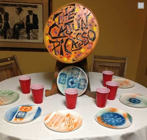 Art Class Party